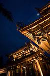 Wu Miao Temple, Tainan, Taiwan
