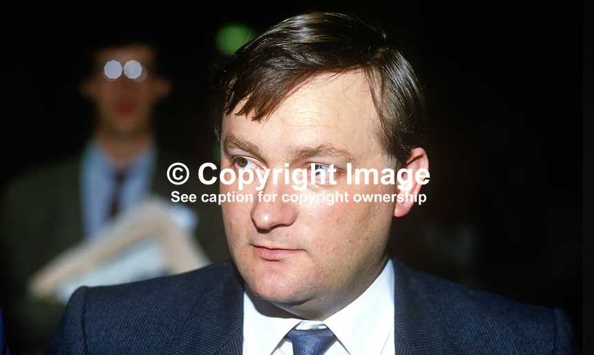 Nicck Brown, MP, Newcastle upon Tyne East, UK, Labour Party, 19851049NB..Copyright Image from Victor Patterson, 54 Dorchester Park, Belfast, UK, BT9 6RJ..Tel: +44 28 9066 1296.Mob: +44 7802 353836.Voicemail +44 20 8816 7153.Skype: victorpattersonbelfast.Email: victorpatterson@me.com.Email: victorpatterson@ireland.com (back-up)..IMPORTANT: If you wish to use this image or any other of my images please go to www.victorpatterson.com and click on the Terms & Conditions. Then contact me by email or phone with the reference number(s) of the image(s) concerned.