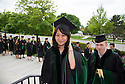 Tiffany Kuo. Commencement, class of 2013.