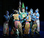 2008 - THE MAGIC FLUTE - Rod Gilfry as Papageno in Opera Pacific's The Magic Flute at the Orange County Performing Arts Center.