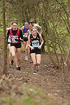 2007-01-13 06 Sussex XC Stanmer Women