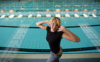 Pix by Ben Duffy/SWpix.com....Swimmer Feature, Fran Halsall...14/02/06. .?COPYRIGHT PICTURE>>SIMON WILKINSON>>0870 0920092>>..Team England Swimmer, Fran Halsall pictured ahead of the 2006 commonwealth games