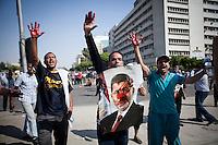 The Fall of Mohamed Morsi