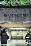 Moliere's Grave In Pere Lachaise