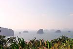 Karsts-Thalen Bay Thailand