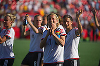 Germany vs Sweden, June 20, 2015