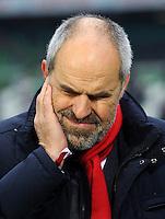FUSSBALL   1. BUNDESLIGA   SAISON 2011/2012   19. SPIELTAG Werder Bremen - Bayer 04 Leverkusen                    28.01.2012 Wolfgang Holzhaeuser (Bayer 04 Leverkusen)
