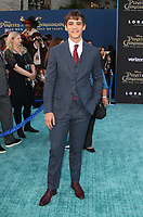 """HOLLYWOOD, CA - May 18: Brenton Thwaites, At Premiere Of Disney's """"Pirates Of The Caribbean: Dead Men Tell No Tales"""" At Dolby Theatre In California on May 18, 2017. Credit: FS/MediaPunch"""