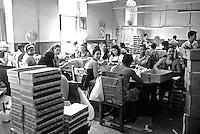 Woman, Female, Girls, Partagás Cigar, Factory, Havana Cuba, Republic of Cuba,