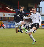 26-11-2013 Dundee v Queen of the South Reserves