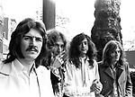 Led Zeppelin 1970 John Bonham, Robert Plant, Jimmy Page and John Paul Jones....