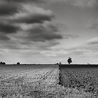 Land &amp; Sky | Black and White Photography