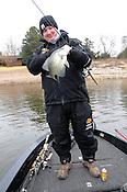 Winter Crappie Fishing Beaver lake