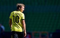 FUSSBALL   DFB POKAL   SAISON 2012/2013   1. Hauptrunde FC Oberneuland - Borussia Dortmund            18.08.2012 Mario Goetze (Borussia Dortmund)