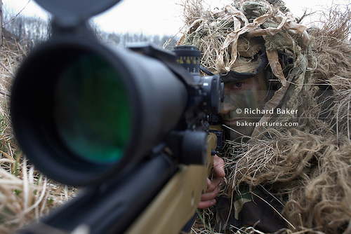 sniper rain lies position - photo #29