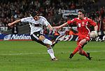 Wales V Germany WCQ 0509