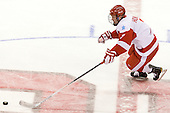 Cason Hohmann (BU - 7) - The Boston University Terriers defeated the visiting Providence College Friars 4-2 (EN) on Saturday, December 13, 2012, at Agganis Arena in Boston, Massachusetts.