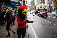 BeyondGreen protest, Sydney 10.06.15