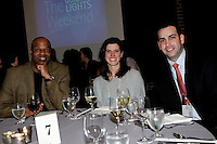 The Guiding Lights Weekend 2012: Live Like a Citizen. VIP Welcome Dinner