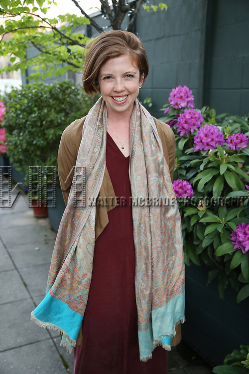 Laura Brandel attends The Drama League: Meet The Directing Fellows <br />Hosted By Stewart F. Lane &amp; Bonnie Comley at a private residence on May 15, 2017 in New York City.
