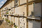 Grave Stones at San Miniato Church - Florence Italy.