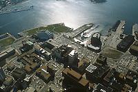 1985 April ..Redevelopment.Downtown South (R-9)..DOWNTOWN WATERFRONT....NEG#.NRHA#..