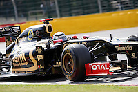 F1 SPA Crash