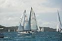Several boats sailing on the harbor, Sydney, Australia