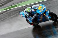 2011 MotoGP World Championship, Round 6, Silverstone, United Kingdom, June 12, 2011, Alvaro Bautista