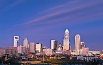 The skyline of Charlotte NC is rapidly changing and this photo of the skyline shows everything. From the new Duke Energy Tower, to the Bank Of America Building this is the most current Charlotte skyline photo taken in 2011.