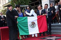 AUG 21 Los Tigres Del Norte Star on the Hollywood Walk of Fame CA