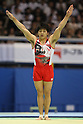 Kohei Uchimura (JPN), JULY 2nd, 2011 - Artistic gymnastics : Japan Cup 2011 .Men's Team Competition floor exercise at Tokyo Metropolitan Gymnasium, Tokyo, Japan. (Photo by YUTAKA/AFLO SPORT)
