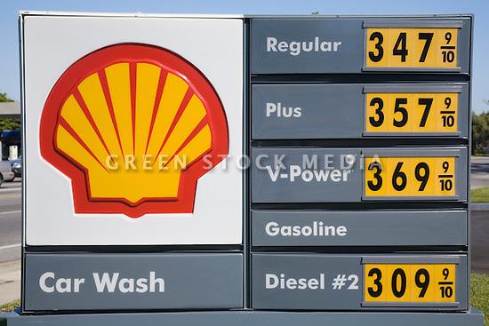 Shell Прайс