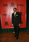 WNBC-4's DeMarco Morgan attends the HISTORIC CELEBRATIONS GALA AND DANCE, a benefit saluting the anniversaries of HARLEM WEEK, New York City Marathon and WBLS-FM at the Great Hall of The City College of New York at 138th Street on Convent Avenue, New York