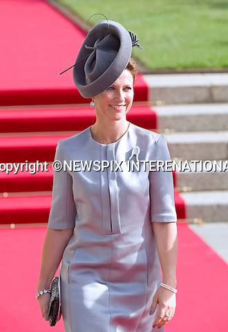"""PRINCESS MARTHA LOUISE OF NORWAY.Religious Wedding Ceremony of HRH the Hereditary Grand Duke and Countess Stéphanie de Lannoy at Cathedral of Our lady of Luxembourg, Luxembourg_20-10-2012.Mandatory credit photo: ©Dias/NEWSPIX INTERNATIONAL..(Failure to credit will incur a surcharge of 100% of reproduction fees)..                **ALL FEES PAYABLE TO: """"NEWSPIX INTERNATIONAL""""**..IMMEDIATE CONFIRMATION OF USAGE REQUIRED:.Newspix International, 31 Chinnery Hill, Bishop's Stortford, ENGLAND CM23 3PS.Tel:+441279 324672  ; Fax: +441279656877.Mobile:  07775681153.e-mail: info@newspixinternational.co.uk"""