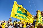Coldiretti: manifestazione contro l'aumento del prezzo del grano