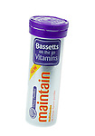 Bassetts Multi Vitamins Pastilles - Jul 2013.