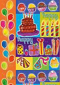 Daniela, GIFT WRAPS, paintings(BRDBKWI08004,#GP#) everyday
