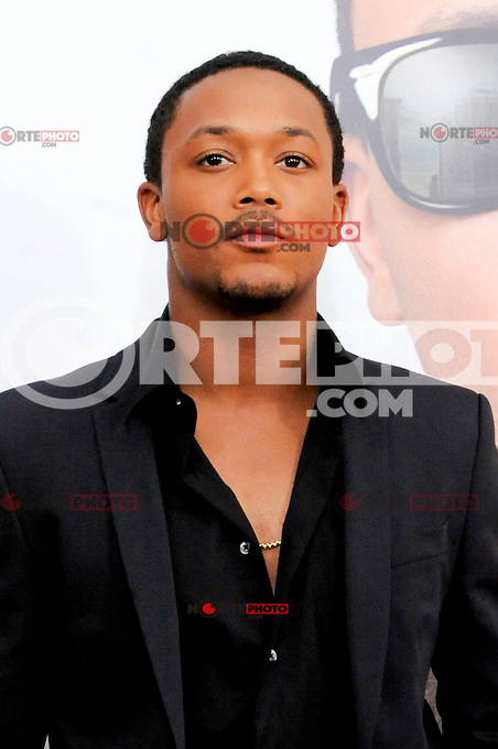 "NEW YORK - JUNE 25: Romeo attends the premiere of Tyler Perry's ""Madea's Witness Protection"" at the AMC Lincoln Square Theater on June 25, 2012 in New York City. (Photo by MPI81 / Mediapunchinc) *NORTEPHOTO* **SOLO*VENTA*EN*MEXICO** **CREDITO*OBLIGATORIO** **No*Venta*A*Terceros** **No*Sale*So*third** *** No*Se*Permite Hacer Archivo** **No*Sale*So*third** *Para*más*información:*email*NortePhoto@gmail.com*web*NortePhoto.com*"