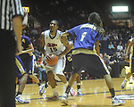 "Ole Miss forward Steadman Short (15) at the C.M. ""Tad"" Smith Coliseum in Oxford, Miss. on Thursday, December 29, 2010. Ole Miss won 100-62. (AP Photo/Oxford Eagle, Bruce Newman)"