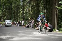Mathew Hayman (AUS/Orica-BikeExchange)<br /> <br /> Stage 18 (ITT) - Sallanches &rsaquo; Meg&egrave;ve (17km)<br /> 103rd Tour de France 2016