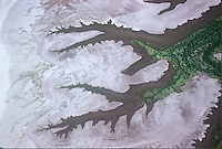 Aerial of Coastal Floodplains in Northern Australia