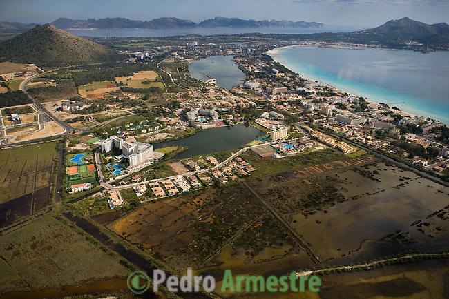 PARQUE NATURAL DE LA ALBUFERA-SES FOTGES-MURO-MALLORCA. 2008-04-24. (C) Pedro ARMESTRE