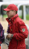 Olympia 2012 London  Reiten Vielseitigkeit  27.07.2012 Michael Jung (Deutschland)
