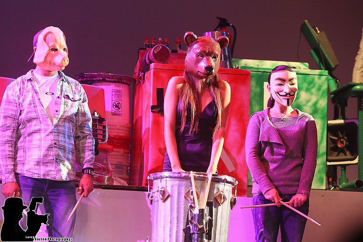 Recycled Percussion presents show for all ages at the Tropicana Las Vegas