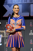 JAN 29 Pepsi Super Bowl XLIX Halftime Press Conference