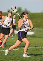 Girls Varsity Lacrosse vs. Center Grove  5-8-13