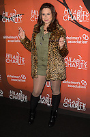 LOS ANGELES, CA - OCTOBER 15: Katie Lowes at Hilarity for Charity's 5th Annual Los Angeles Variety Show: Seth Rogen's Halloween at Hollywood Palladium on October 15, 2016 in Los Angeles, California. Credit: David Edwards/MediaPunch