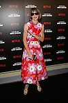 """VOGUE MAGAZINE'S Anna Wintour AT THE NETFLIX PRESENTS THE NEW YORK PREMIERE OF """"THE GET DOWN"""" Held at Lehman College in the Bronx"""