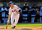 7 March 2009: New York Mets' outfielder Cory Sullivan in action during a Spring Training game against the Washington Nationals at Tradition Field in Port St. Lucie, Florida. The Nationals defeated the Mets 7-5 in the Grapefruit League matchup. Mandatory Photo Credit: Ed Wolfstein Photo